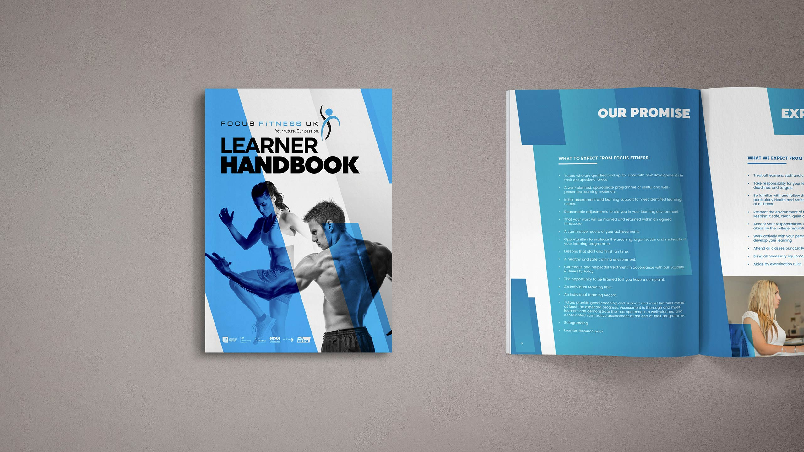 Focus Fitness UK - Booklet - Leaner Handbook